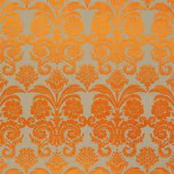 Trasimeno with Despina Fabrics | Ombrione - Zinnia | Tessuti tende | Designers Guild