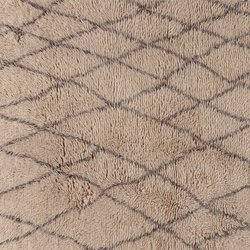 Moroccan Touch MT04 beige/brown mix | Formatteppiche | Amini