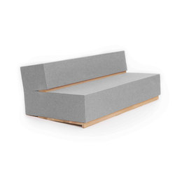 Benchwood | Loungesofas | MOCA