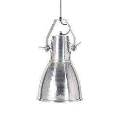 Stirrup 3 Bracket Pendant Light, Natural Aluminium | Illuminazione generale | Original BTC Limited