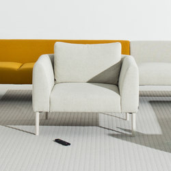 Nooa armchair | Lounge chairs | Martela Oyj