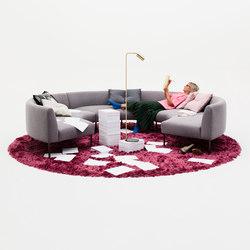 Nooa sofa round | Lounge sofas | Martela Oyj