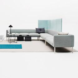 Nooa sofa | Lounge sofas | Martela Oyj