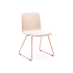 Sola conference chair with sled base | Sedie visitatori | Martela