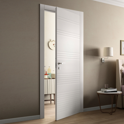 Plissè | Porte per interni | FerreroLegno