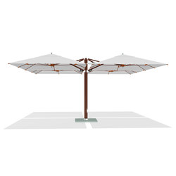 Vineyard Durateak Shade Pod | Parasols | TUUCI