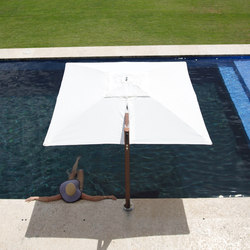 Vineyard Fiberflex Swim under Cantilever | Parasols | TUUCI