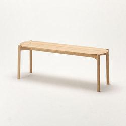 Castor Dining Bench | Bancs | Karimoku New Standard