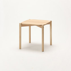 Castor Low Table 50 | Mesas auxiliares | Karimoku New Standard