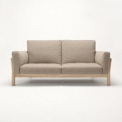 Castor Sofa 2 Seater | Canapés d'attente | Karimoku New Standard
