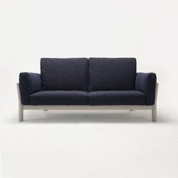 Castor Sofa 2 Seater | Canapés | Karimoku New Standard