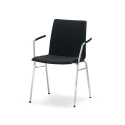 update stacking chair | Visitors chairs / Side chairs | Wiesner-Hager