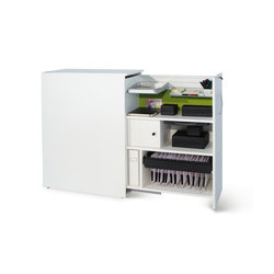 float fx pull out-cabinet | Armadi ufficio | Wiesner-Hager