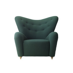 The Tired Man Interglobe Standard Colour | Armchairs | by Lassen