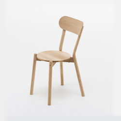 Castor Chair | Sillas | Karimoku New Standard