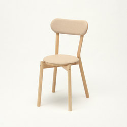 Castor Chair Pad | Sillas | Karimoku New Standard