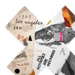 1969 Los Angeles | Formatteppiche / Designerteppiche | Henzel Studio