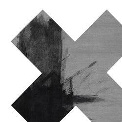 Studio Morning After / Grey | Formatteppiche / Designerteppiche | Henzel Studio