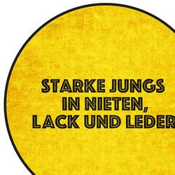 Starke Jungs In Nieten Lack Und Leder | Alfombras / Alfombras de diseño | Henzel Studio