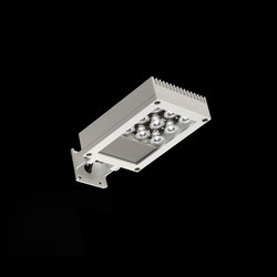 Perseo 9 Power LED / - Adjustable - Transparent Glass - Narrow beam 10° | Spotlights | Ares