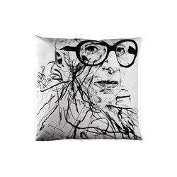 Robert Knoke - Iris Apfel | Cojines | Henzel Studio