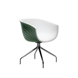 Derby | Swivel 4 leg spider base | Restaurantstühle | Segis