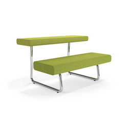 Avant bench | Tables and benches | Materia