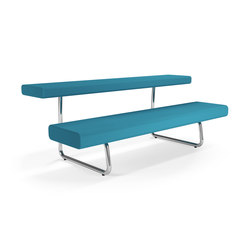 Avant bench | Waiting area benches | Materia