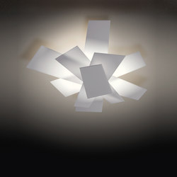 Big Bang ceiling | Ceiling lights | Foscarini