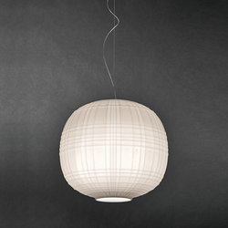 Tartan suspension | General lighting | Foscarini