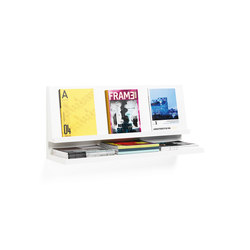 Expo magazine holder | Porte-revues | Materia