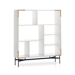 Couture room divider | Shelves | Materia