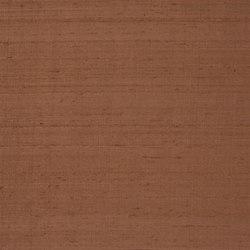 Chinon Fabrics | Chinon - Chestnut | Tessuti tende | Designers Guild
