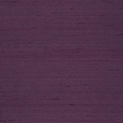 Chinon Fabrics | Chinon - Aubergine | Tessuti tende | Designers Guild