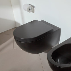 Go Clean Mini App WC | Bidet | Ceramica Flaminia