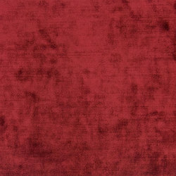 Glenville Fabrics | Glenville - Cranberry | Tissus pour rideaux | Designers Guild