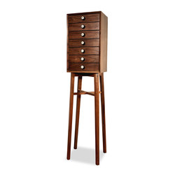 Atlantic Seven Drawer Chest | Aparadores | VOLK
