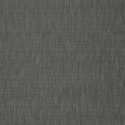 Iona Fabrics | Barra - Charcoal | Tissus pour rideaux | Designers Guild