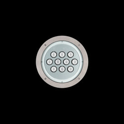 Cassiopea Power LED / Round Version - Narrow Beam 10° | Strahler | Ares