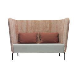 Broes | Lounge sofas | Red Stitch