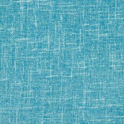 Ishida Fabrics | Kazumi - Turquoise | Vorhangstoffe | Designers Guild