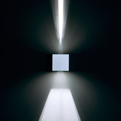Leo 80 / Bidirectional - Combined: Narrow Beam 10° (Convex Lens) + Medium Beam 40° | Lámparas exteriores de pared | Ares
