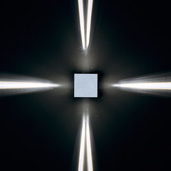 Leo 80 / Omnidirectional - Narrow Beam 10° - Convex Lens | Lámparas exteriores de pared | Ares