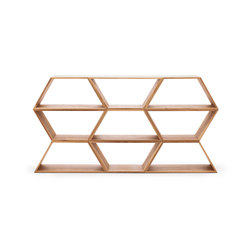 Tetra | Shelving modules | Made In Ratio