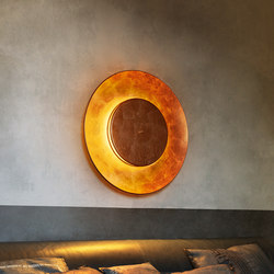 Lunaire Wall and ceiling lamp | Wall lights | FontanaArte