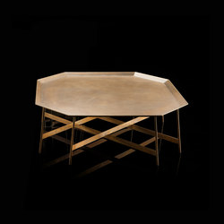 Octagon Table | Mesas de centro | HENGE