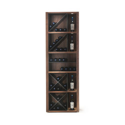 Cru | Wine racks | Riva 1920