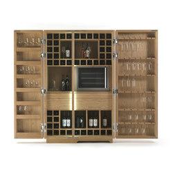 Cambusa Wine Jumbo | Kitchen cabinets | Riva 1920