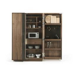 Cambusa Cook | Kitchen cabinets | Riva 1920
