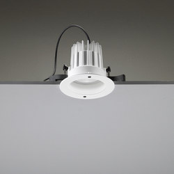 Leila 135 CoB LED 230V / Painted Frame - Medium Beam 30° | LED recessed ceiling lights | Ares
